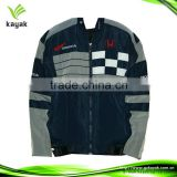 High quality lightweight reflective motorcycle hoodies jacket
