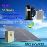 portable 48V compressor telecom for motori elettrici 48 volt solar inverter heavy duty for Wall mounted outdoor telecom shelter