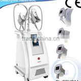 Advanced Non-invasive Stationary Spa use Cryolipolysis fat freeze machine with 4 treatment handles