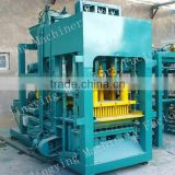 Inquiry about QT8-15 paver laying machine and cement block making machine prices