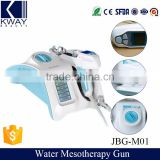 New products 2016 vacuum skin whitening vital injector mesotherapy guns