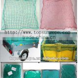 Good quality webbing cargo net-rubber rope