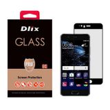 Dlix 2.5D Tempered Glass Screen Protector for Huawei