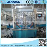 Automatic flavored milk bottle filling sealing machine with date printer