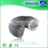 aluminum foil flexible duct / vent pipe