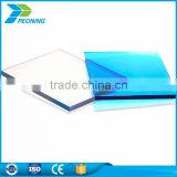 Factory 100% bayer virgin 1.5-18mm thick makrolon polycarbonate sheet price solid pc sheet