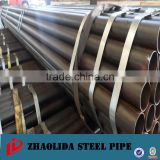 Black Oiled,Galvanized,Red Painted Scaffolding Steel Pipe EN39/BS 1139/BS1387 Manufacture