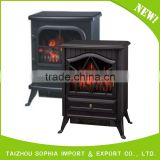 New decorative used electric fireplace