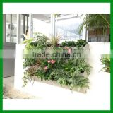FO-1306 Garden Hanging Decorative Plastic Vertical Herb Wall Planter
