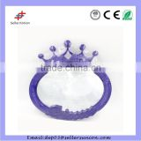 Plastic Princess Hand Makeup Mirror