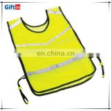 Hot Selling High Visibility Reflective Warning polyester polyol Vest