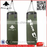 awesome high quality pinetree pu punching bag from china supplier