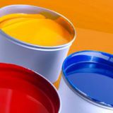 Five sides one color of balloon screen printer price China