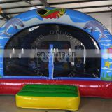 Funny blue sea inflatable bouncers for sale Canada