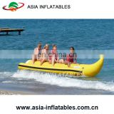 Durable Flying Banana Boat Inflatable Flying Fish Towable Water Banana Boat For Adult