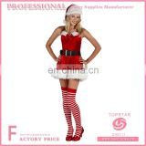Plus Size Sexy Holiday Elf Costume christmas dress