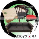 Fashionable Used Japanese Starbucks Furniture/ the Cupboards, the Tables, etc. by Container