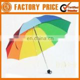 Beautiful Girl Light Umbrella Anti-UV Umbrella