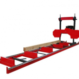 Portable Mini Band Sawmill