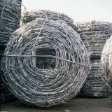 Add to CompareShare  China Factory Direct Sales Hot Dipped Galvanized Barbed Wire