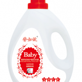 Transparent  Baby Safe Laundry Detergent Baby Care Laundry Detergent Liquid