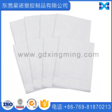 HDPE Paint Drop Cloth Plastic Table Sheet