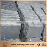 Chinese Roofing Slate,Xingzi Black Slate Roofing Tiles,Natural Surface and Back Dark Grey Slate Roof Tiles