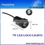 Universal LED Car door welcome light Auto courtesy ghost shadow light for VW Golf