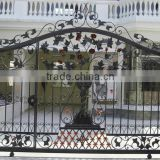 good quality new design gate for house, metal yard gate, tubular steel gate, home front design, front house door designs