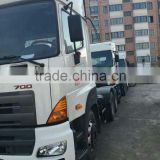 used good condition hino tractor head 2013 year in shanghai