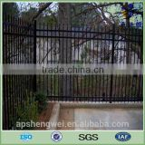 High quality security wrought iron gate model fence