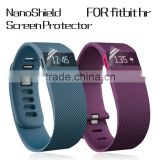Anti shock screen protector film for Fitbit charge HR wrist band                                                                         Quality Choice