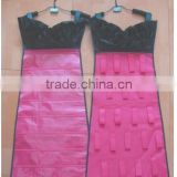 AN9 ANPHY Braces skirt Woman Dress Jewelry Pocket Hanger rosered black 2 colors in stock