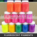 Fluorescent Pigment, Bright Color Neon Powder Pigment, Resin Fluorescent Pigment Manufacturer