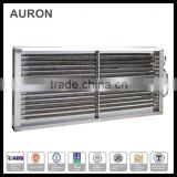 AURON/HEATWELL ss 316l electric AC heat exchange tubes/ss 316L AC finned heat exchange tube/ss heat exchange board bellow tubes