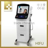 300W Portable Ultrasound Machine Deep Wrinkle Removal High Quality HIFU Face Lift Chest Shaping