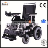 electric power wheelchair controller type