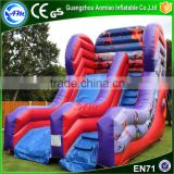 Clearance commercial grade inflatable water slides,Superhero water slide inflatable slide giant                                                                                                         Supplier's Choice
