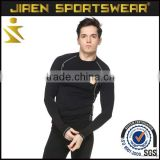 Top sale Men Compression Wear compression shirts High quality custom long sleeve compression shirt