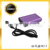 New arrival Carku fastest charging polymer battery power bank Hi-speed power bank 6000mAh with car charging full in 25 minutes