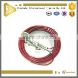 pvc coated galvanizeed steel wire rope for sling