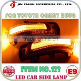 Car accessories LED SIDE LAMP Mirror Signal Light FOR TOYOTA VIOS