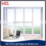 Large design sliding patio door Australia standard office building exterior glass door                                                                                                         Supplier's Choice