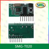 Programming remote control module/led light control module/remote control module with button programming SMG-T020