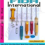 FIDA INTERNATIONAL PREMIER PROVIDER OF LIPOSUCTION CANNULA FOR COSMETIC SURGERY LIPOSUCTION CANNULA INCLUDES GOLD HANDLE