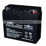 Lead Acid Battery 12V 18Ah rechargeable battery for 12v accu