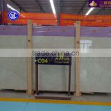 cheap price homogeneous natural calcite marble slab
