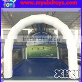XIXI Indoor/Outdoor Mini Inflatable Golf Course With Net Sport Games For Sale