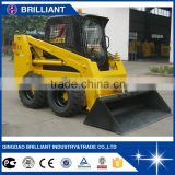China Loader Hot Small Skid Steer Loader for Sale with Hydraulic Breaker                                                                         Quality Choice