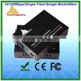 GPON Media Converter Fiber optic to RJ45 Media Converter